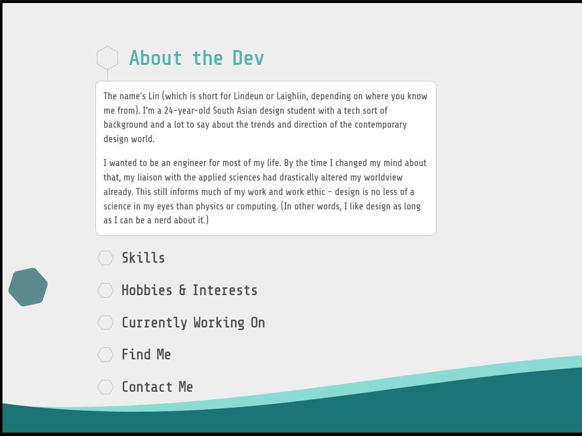 Plantilla HTML Gratuita de Curriculum Vitae: Resume!